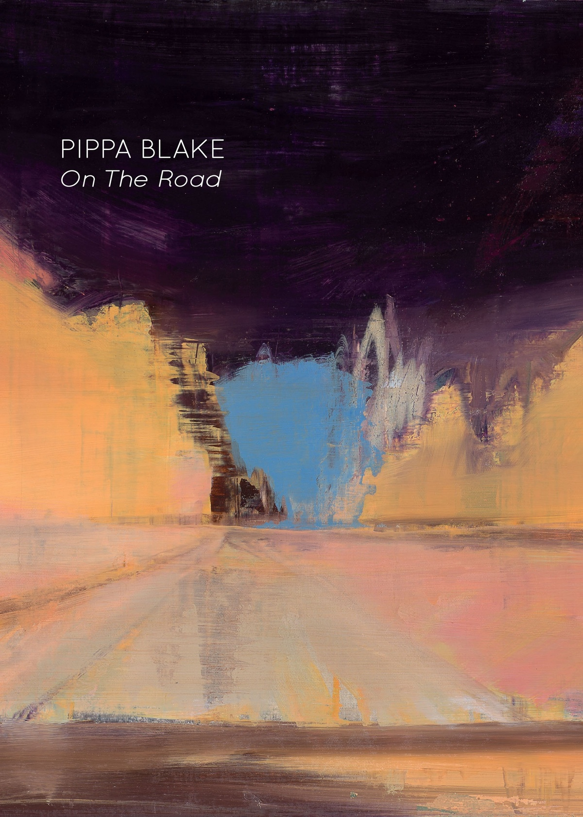 Pippa Blake, On The Road