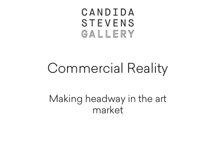 Lecture; The Commercial Reality