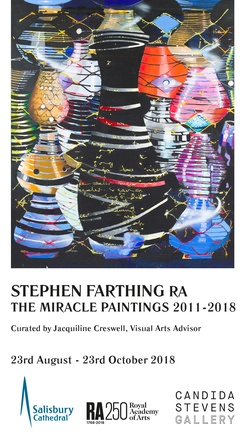 Stephen Farthing, The Miracle Paintings